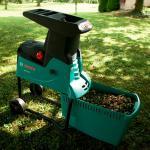 Садовый измельчитель Bosch AXT 25 D 600803100 бесшумный
