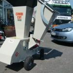 Бензиновый измельчитель Cramer COMBI CUT 9600
