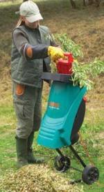 Садовый измельчитель Bosch Rapid AXT 2000( с закаленными двусторонними ножами)