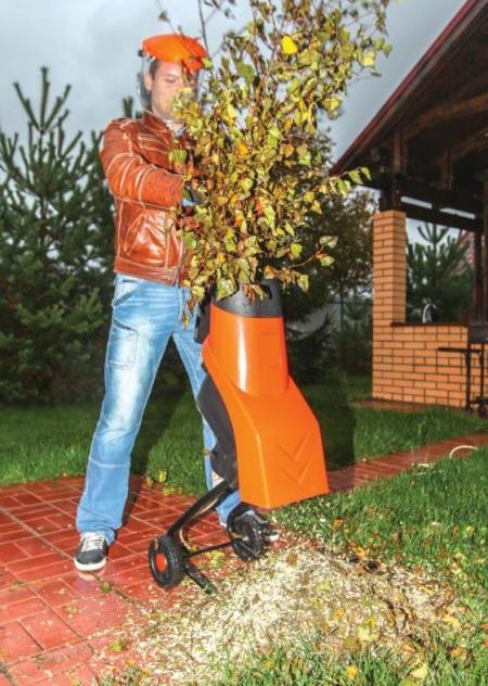 садовые измельчители Patriot